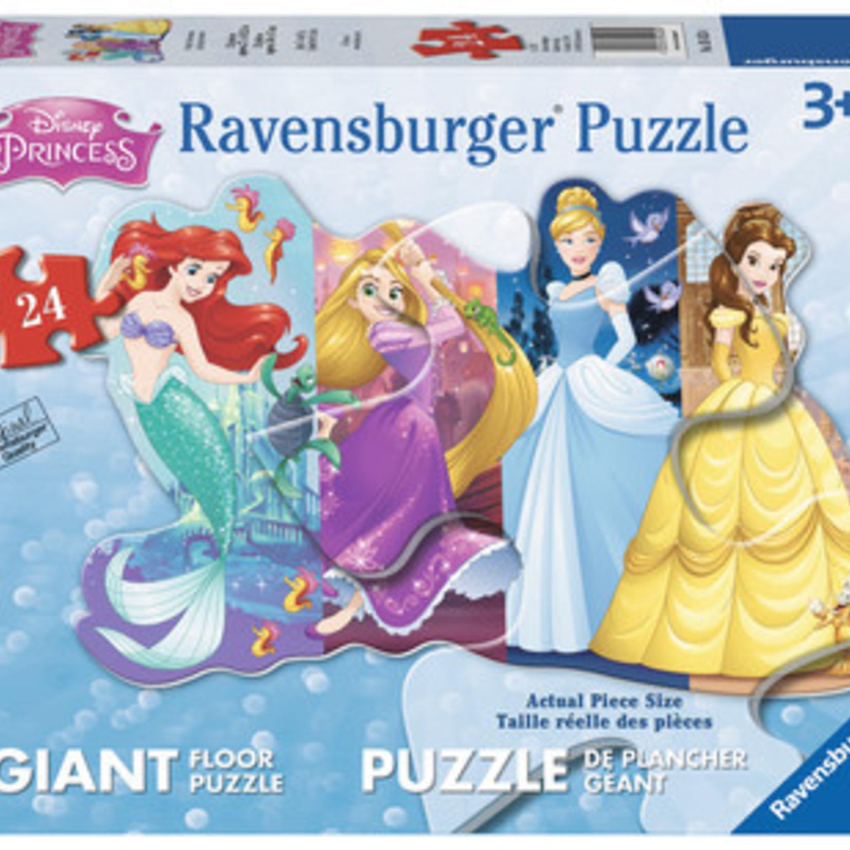 Ravensburger Pretty Princesses - Floor Puzzle 24pc