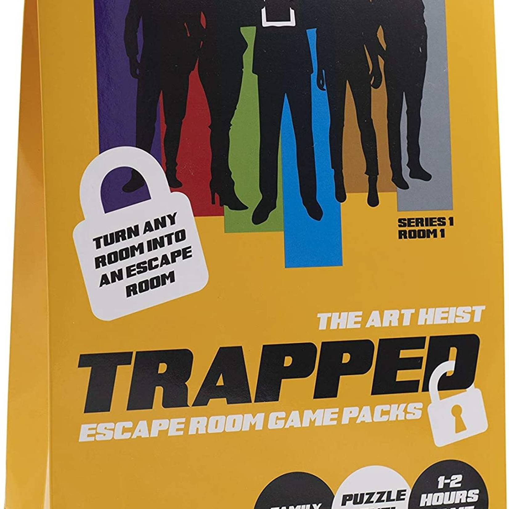 Solid Roots Trapped - The Art Heist