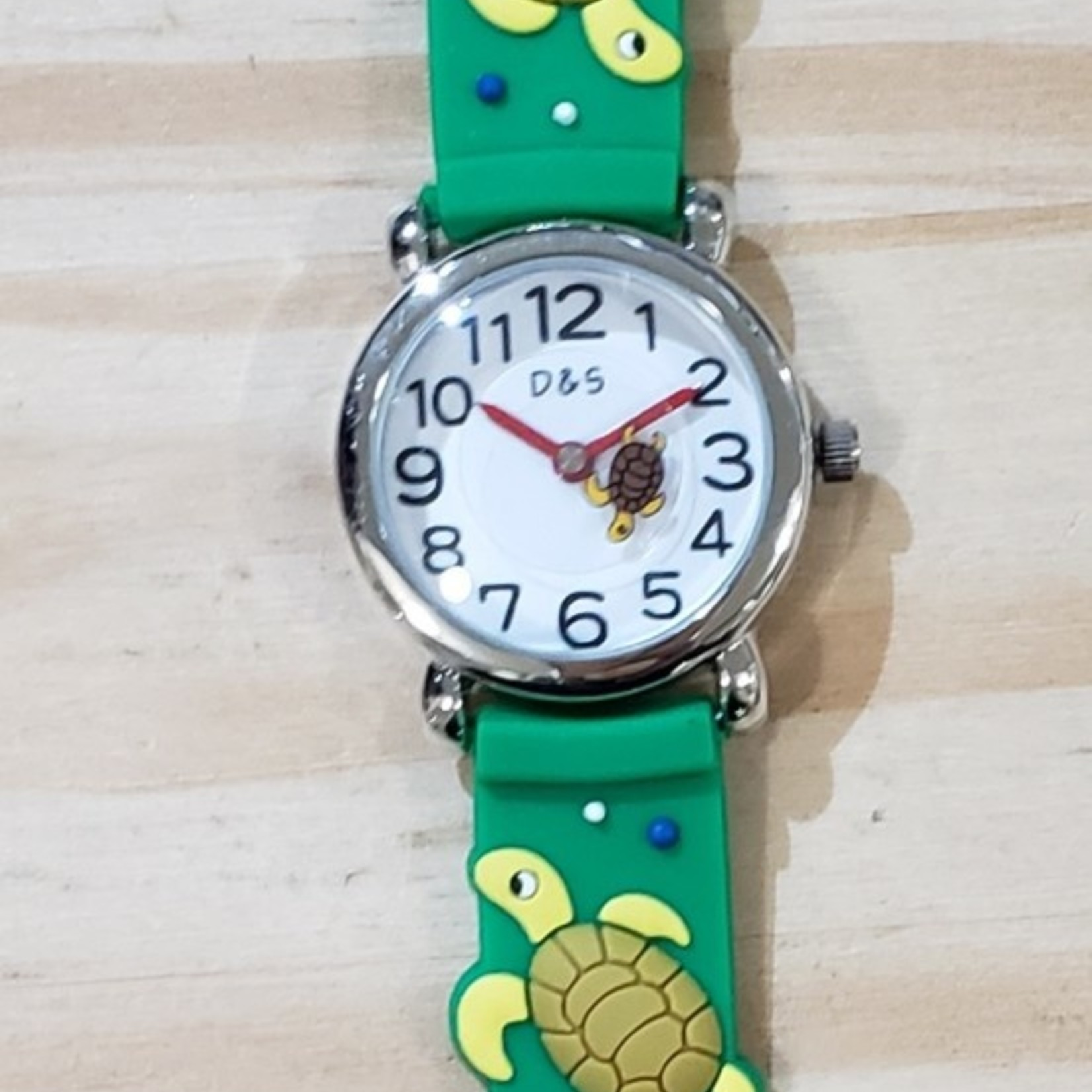 D&S Imports Watch - Turtle