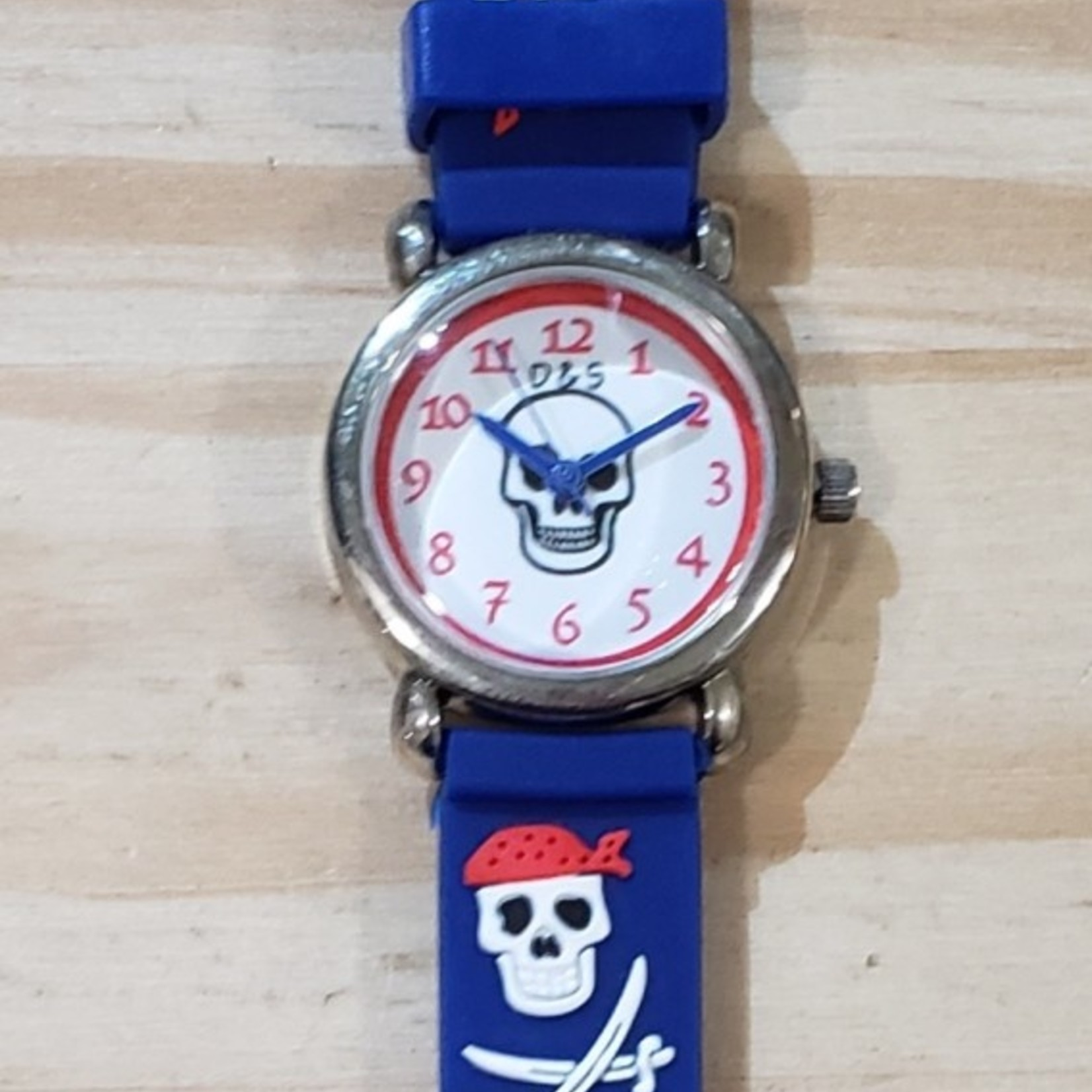 D&S Imports Watch - Pirate