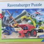 Ravensburger Construction Trucks - 60 pc