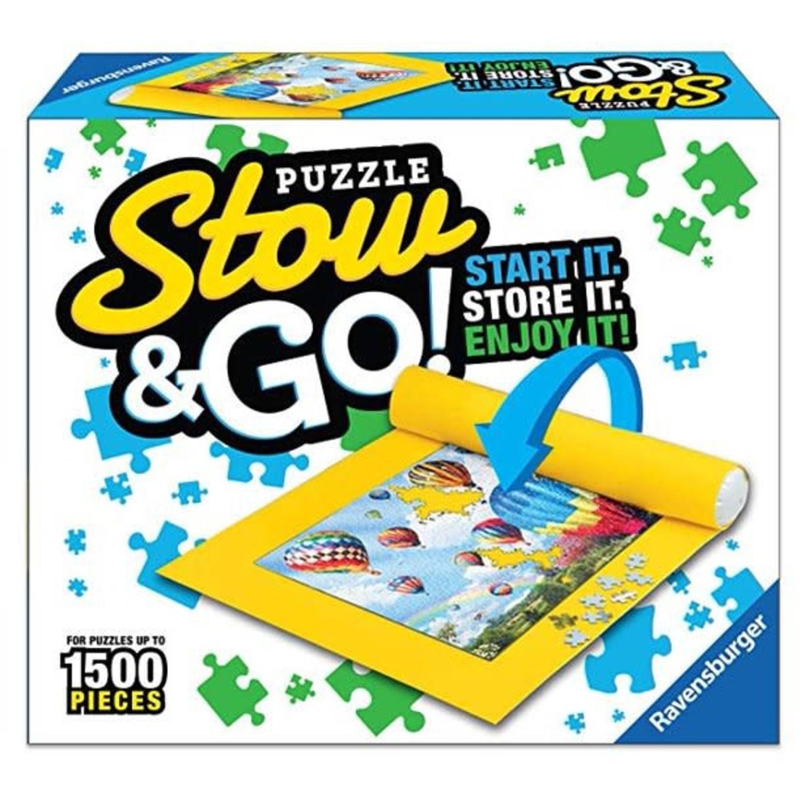Ravensburger Puzzle Stow & Go!
