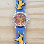D&S Imports Watch - Dog, Blue