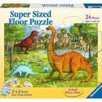 Ravensburger Dinosaur Pals - Floor Puzzle 24 pc