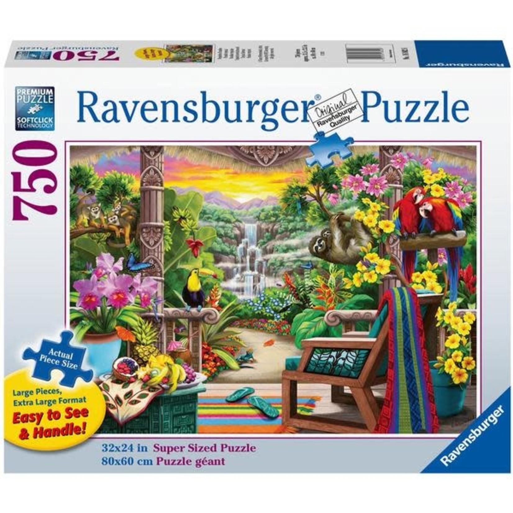 Ravensburger Tropical Retreat - 750 pc