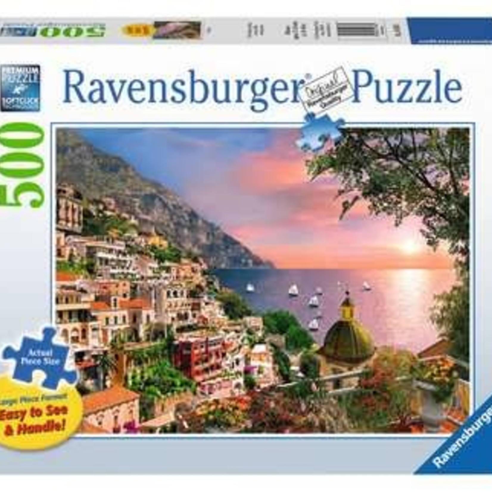 Ravensburger Positano - 500 pc