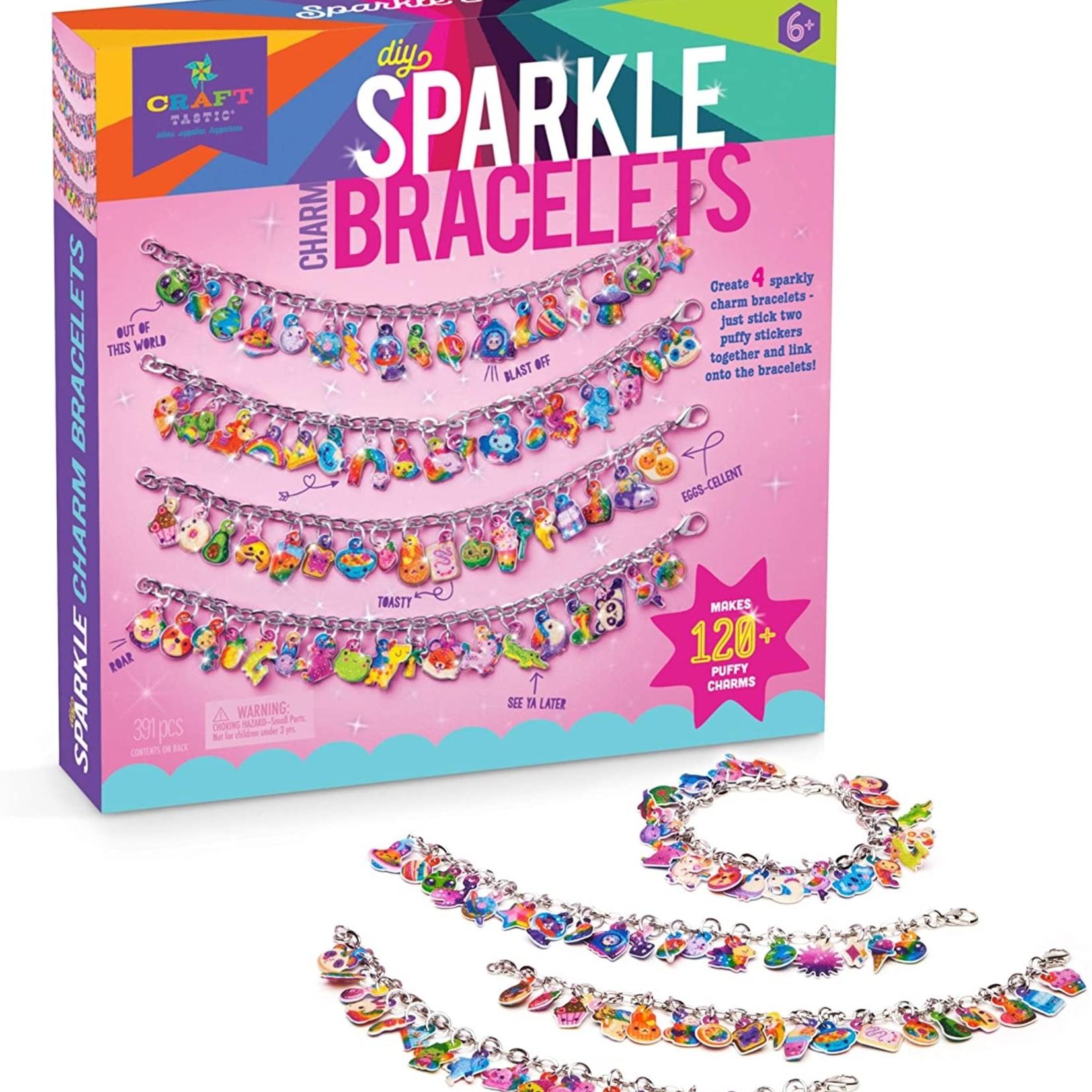Ann Williams Sparkle Charm Bracelets