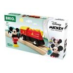 Brio Mickey Mouse Battery Train