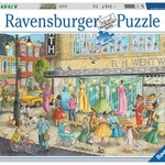 Ravensburger Sidewalk Fashion - 1500 pc