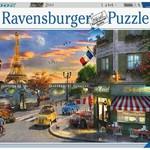 Ravensburger Paris Sunset  - 2000 pc