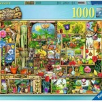 Ravensburger The Gardener's Cupboard -1000 pc