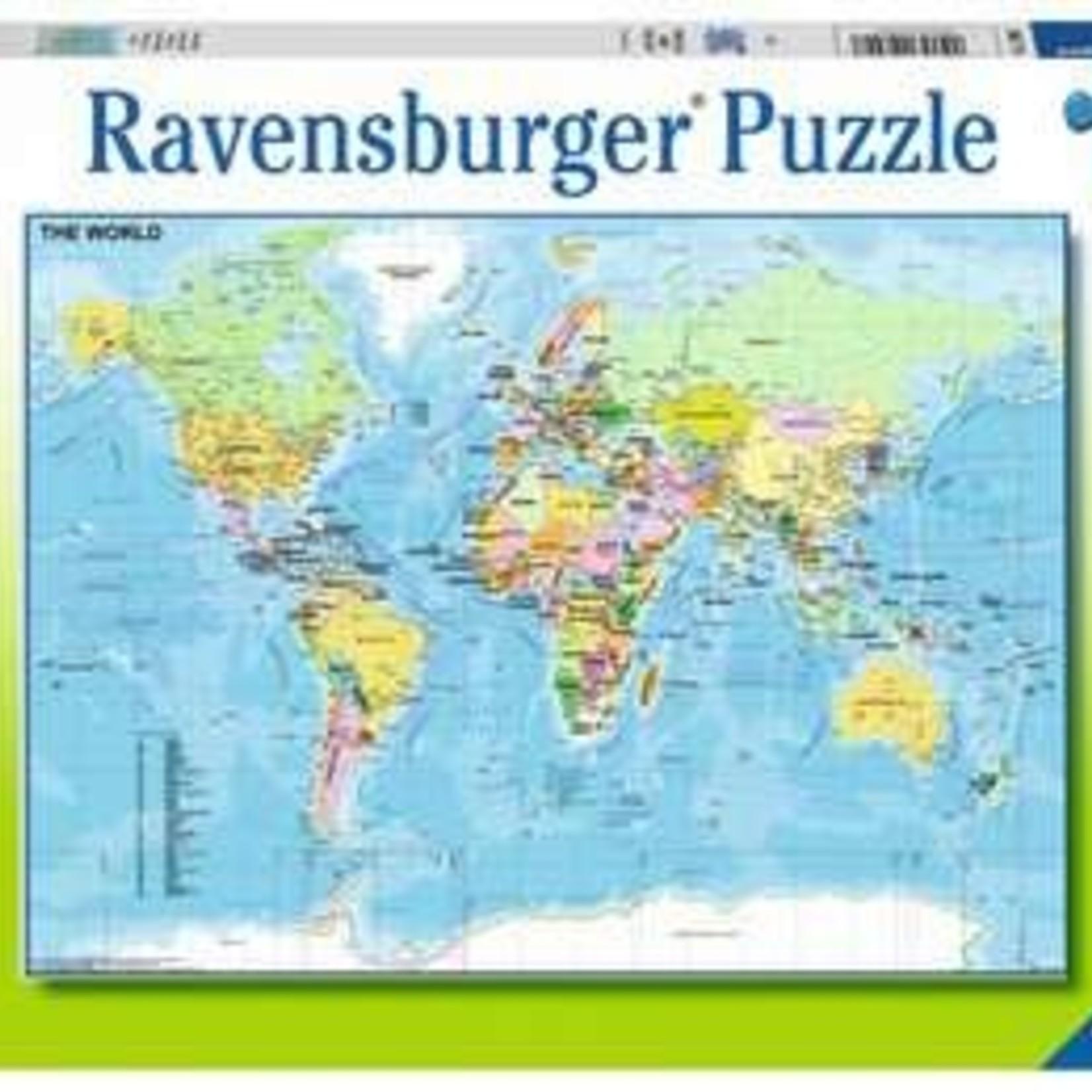Ravensburger The World - 200 pc