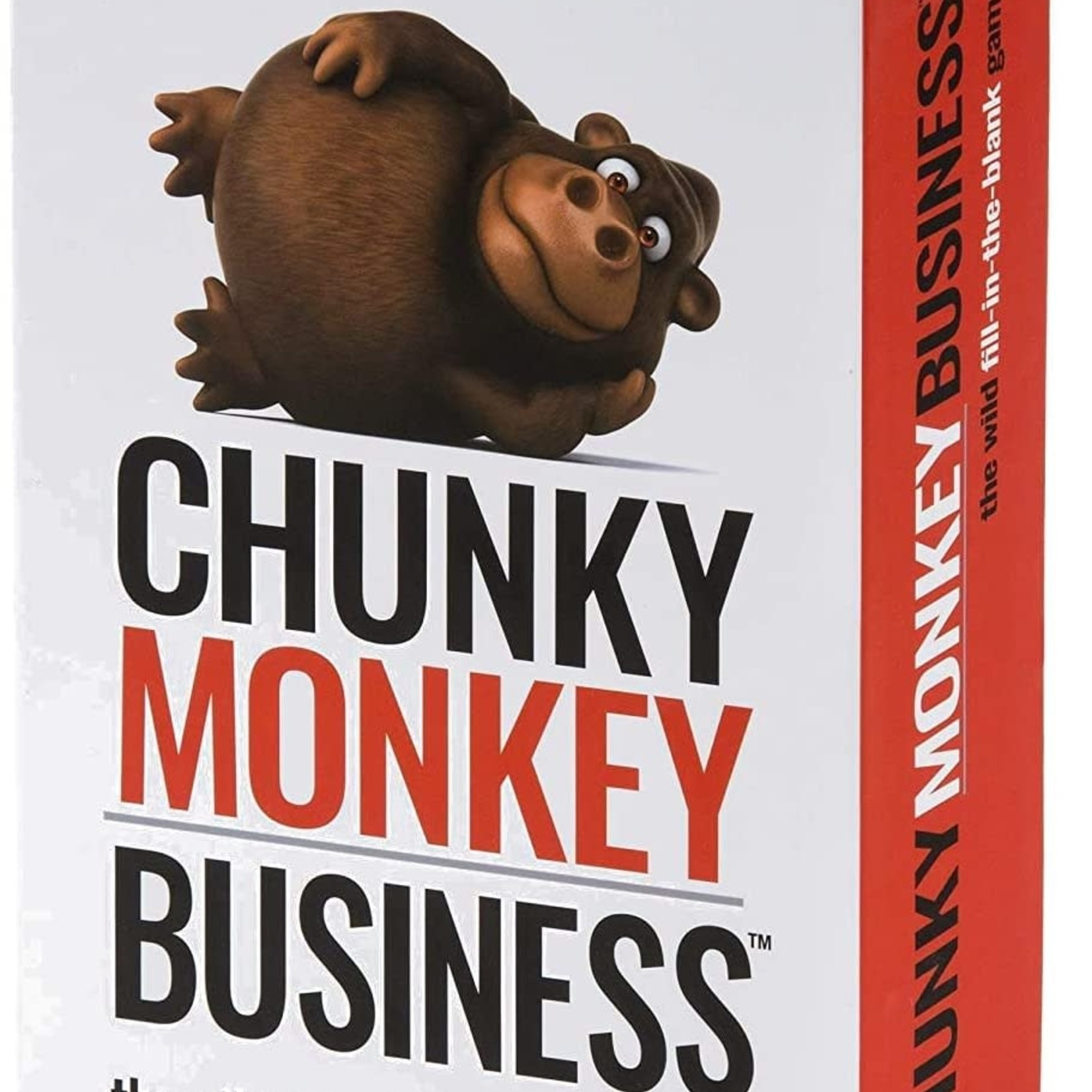 The Good Game Company Chunky Monkey Business