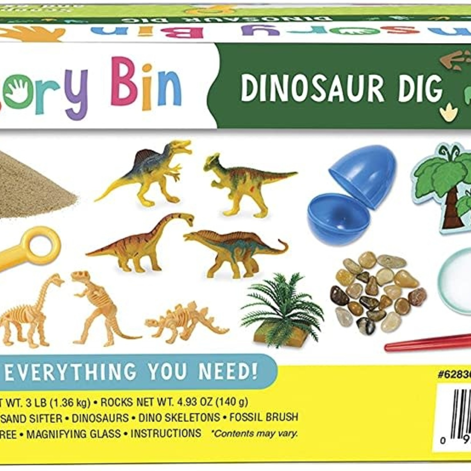 Creativity For Kids Sensory Bin Dinosaur Dig