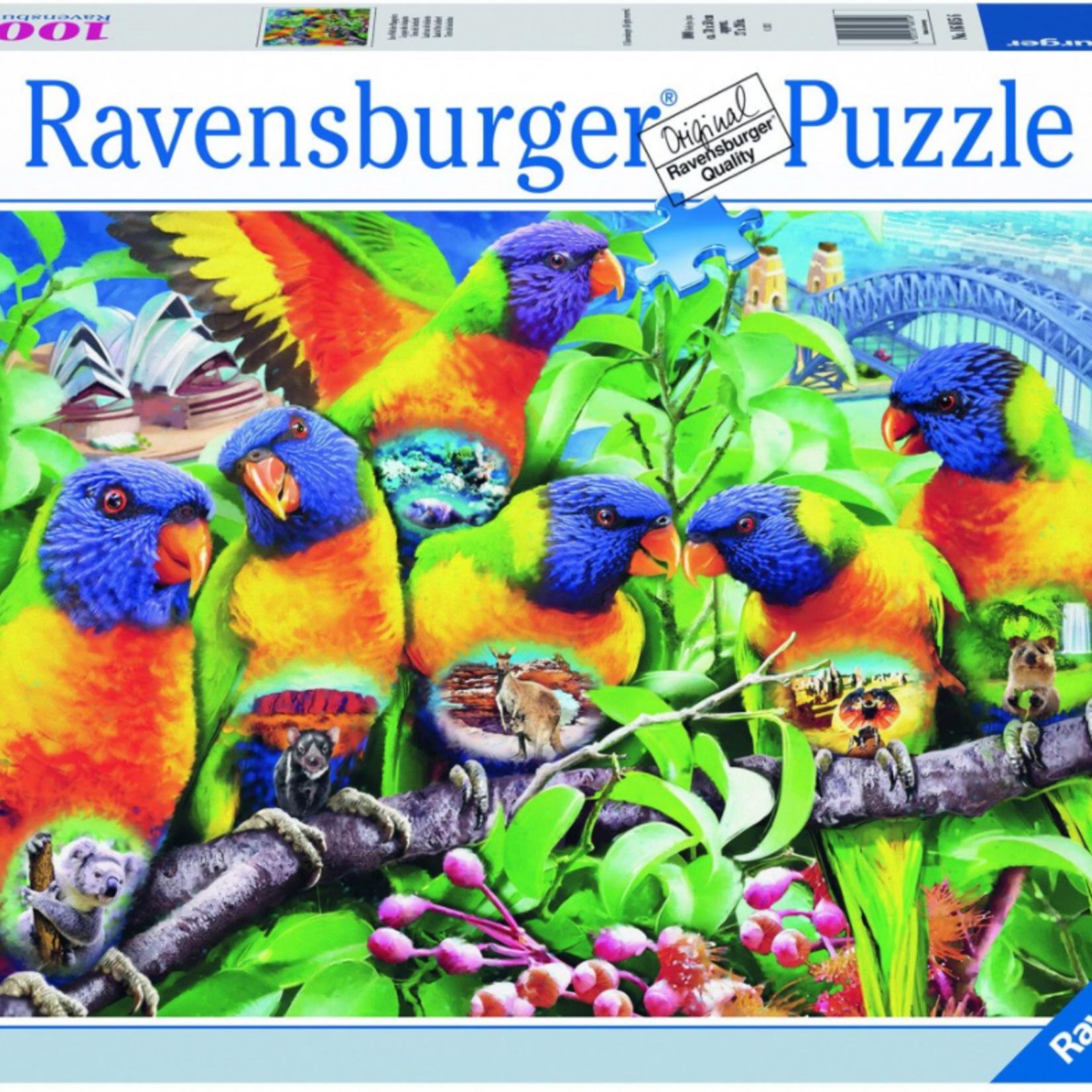 Ravensburger Land of the Lorikeet  - 1000 pc