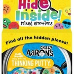 Crazy Aaron's Thinking Putty - Hide Inside Mixed Emotions