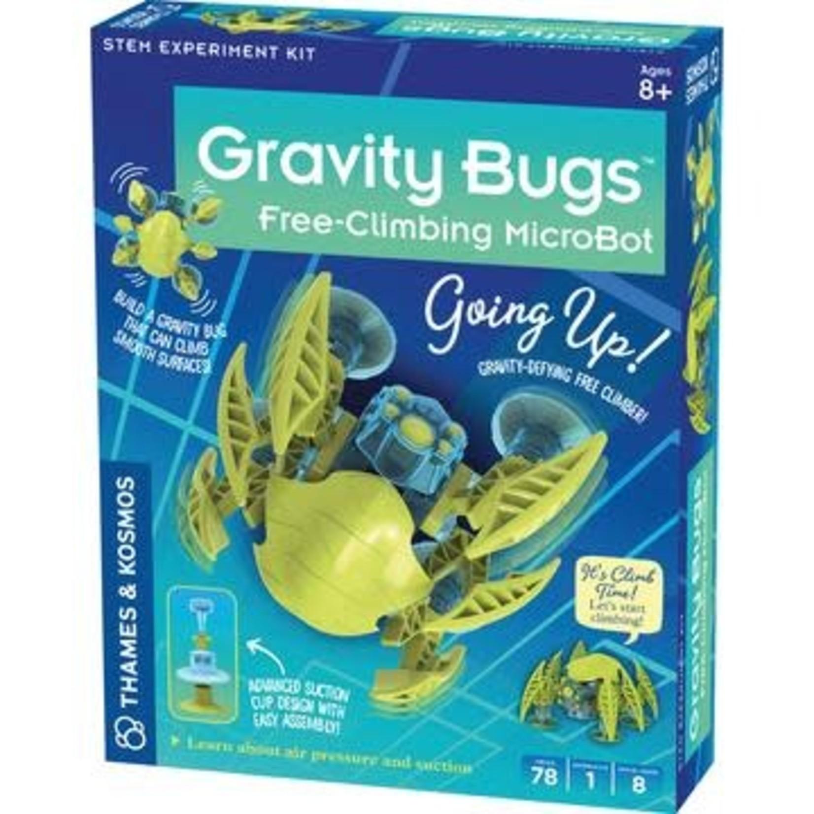 Thames & Kosmos Gravity Bugs - Free-Climbing MicroBot