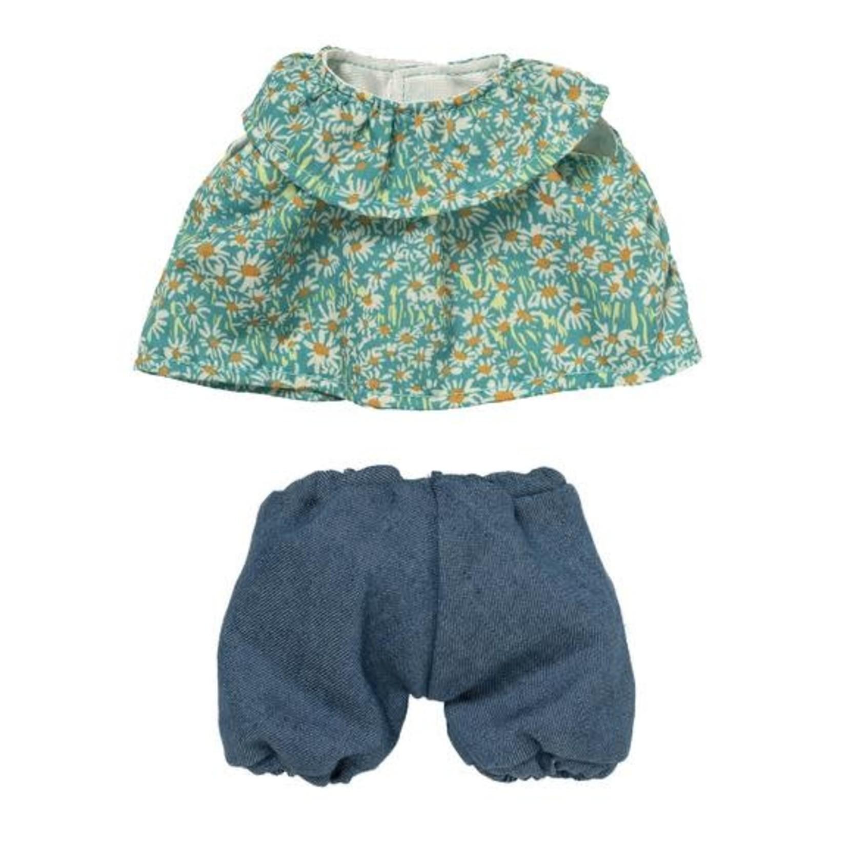Manhattan Toy Wee Baby Stella - Garden Play Outfit