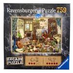 Ravensburger Escape Puzzle - Artist's Studio - 759 pc