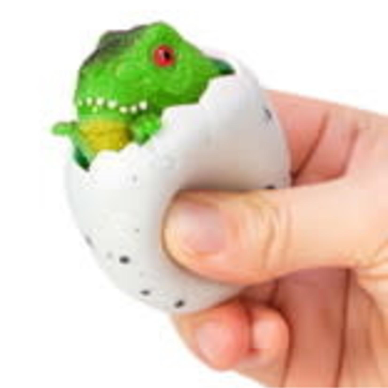 Schylling Dino - Squeezy Peek Hatcher