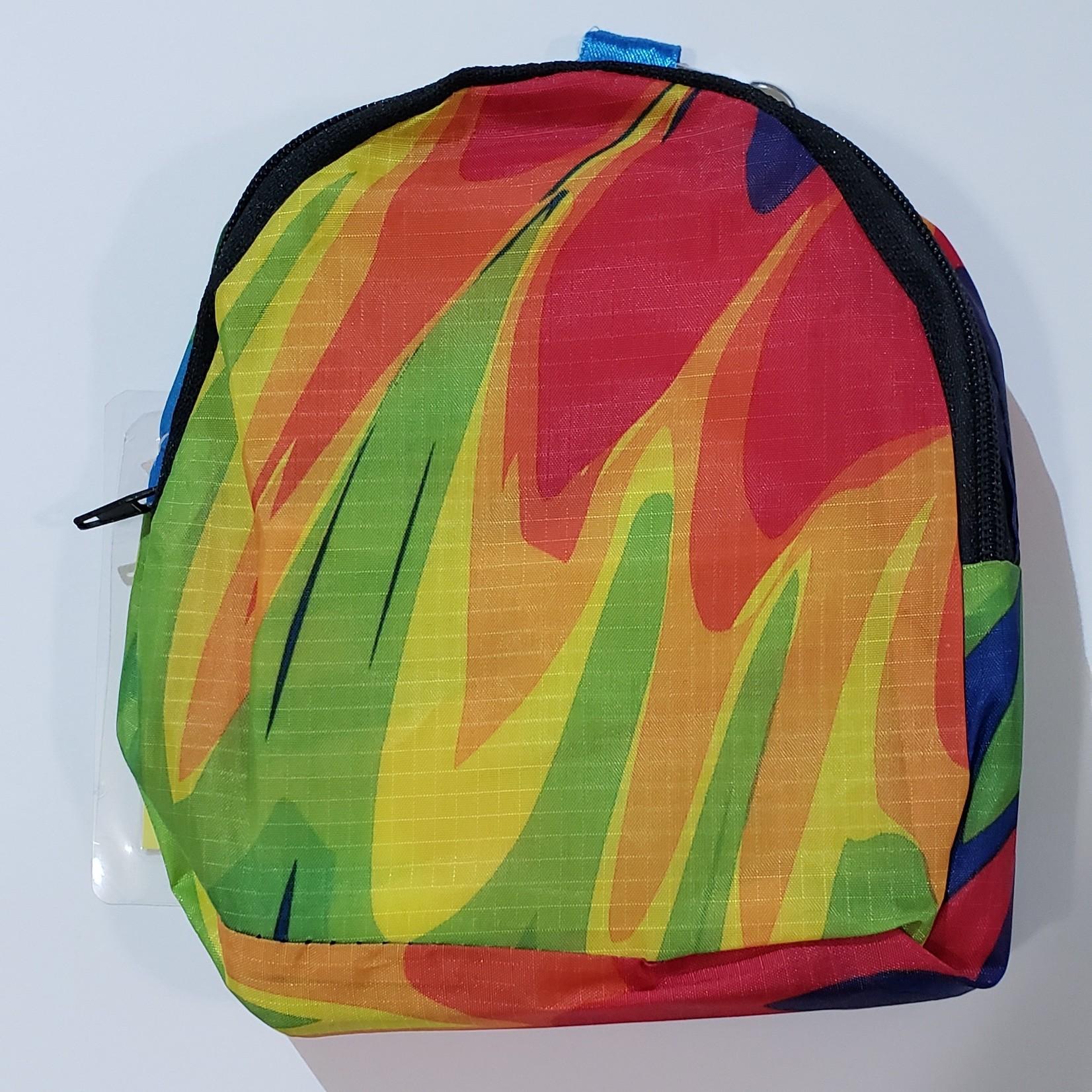 Premier Kites Big Back Pack Sled - Tie Dye