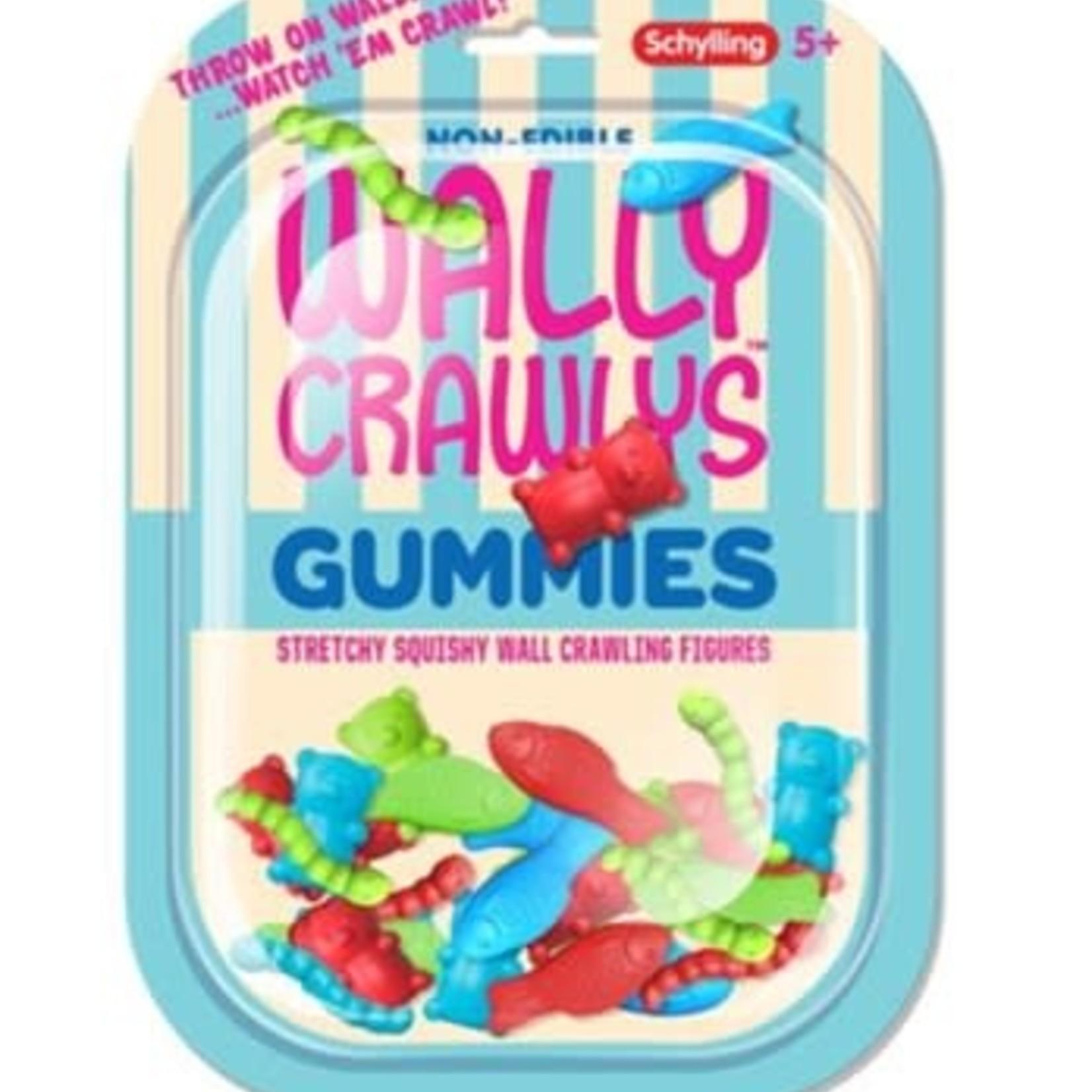 Schylling Gummies Wally Crawlys