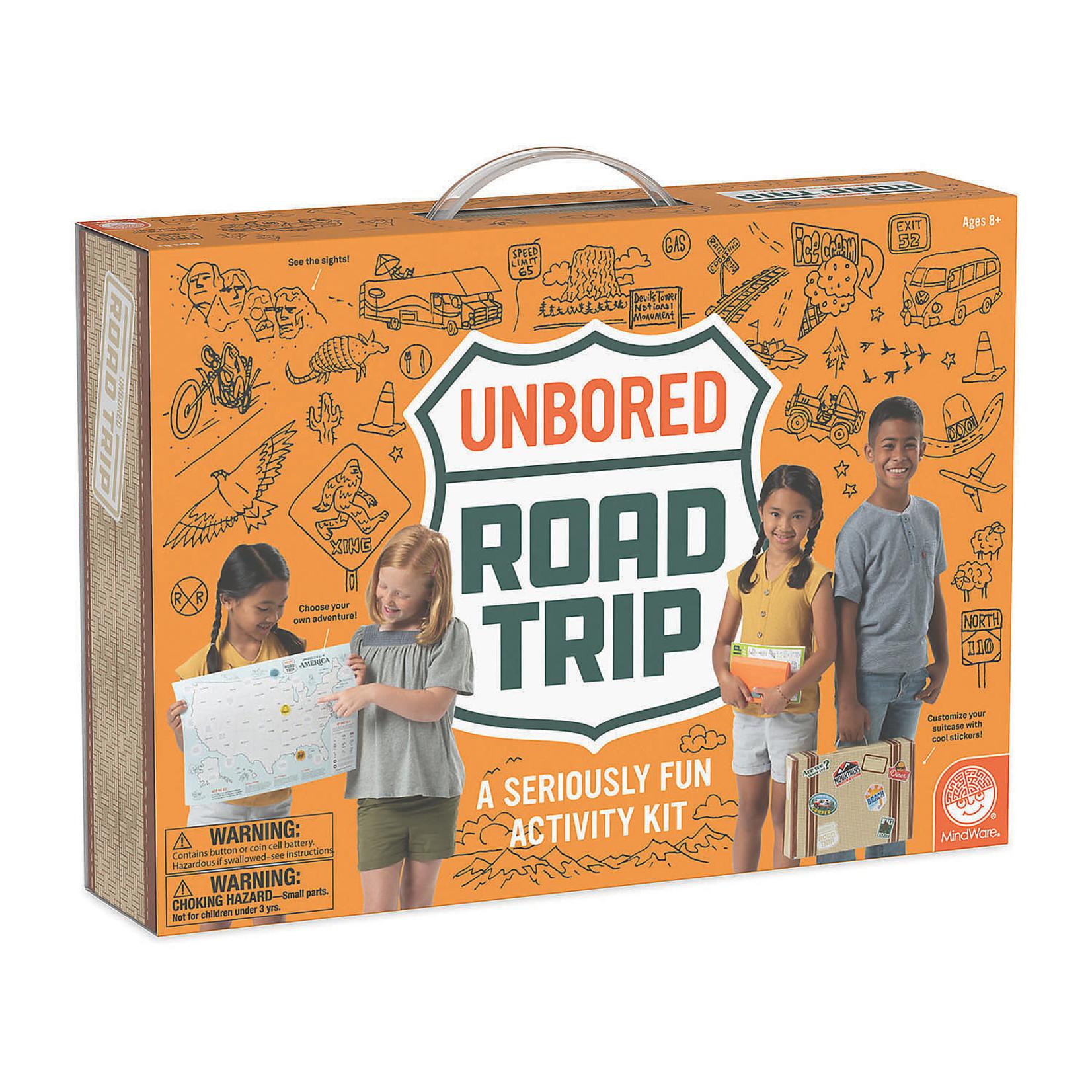 Mindware Unbored: Road Trip Kit
