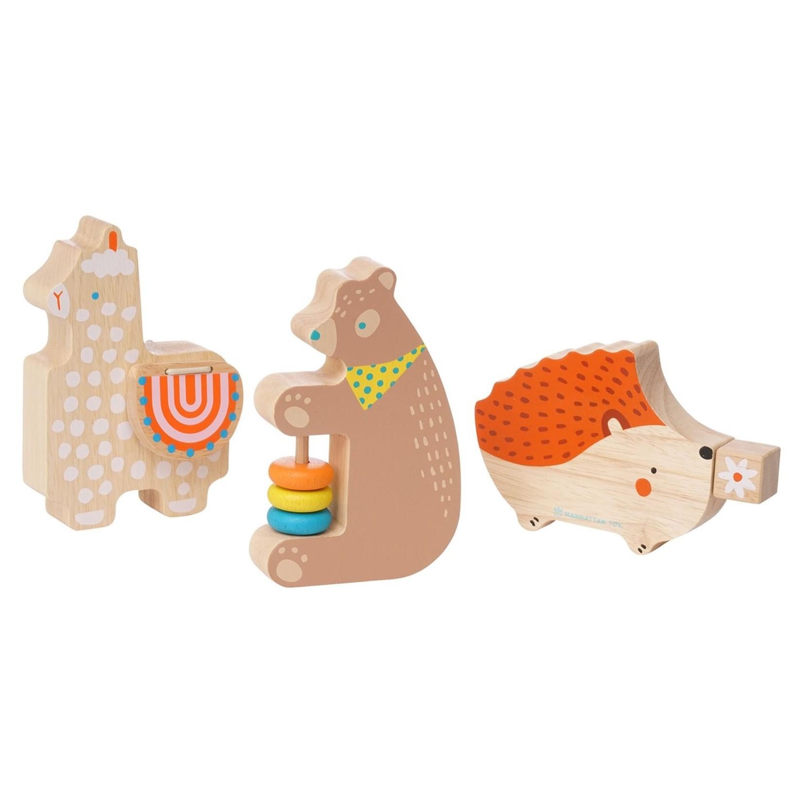 Manhattan Toy Musical Forest Trio