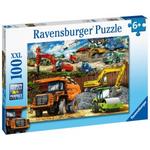 Ravensburger Construction Vehicles -100 pc