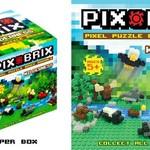 Pix Brix Pix Brix Wilderness Mystery Box