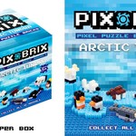 Pix Brix Pix Brix Arctic Mystery Box