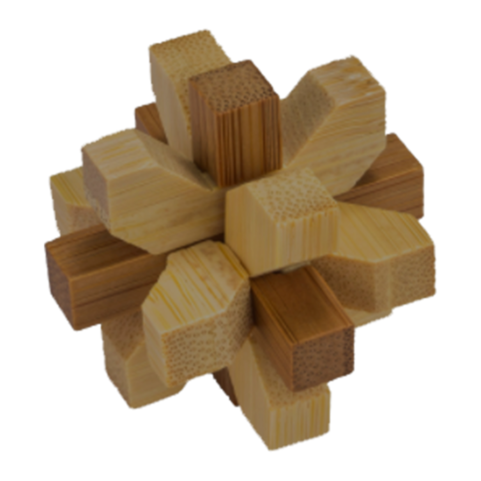 Project Genius Eco-Logicals Puzzle - The Flower