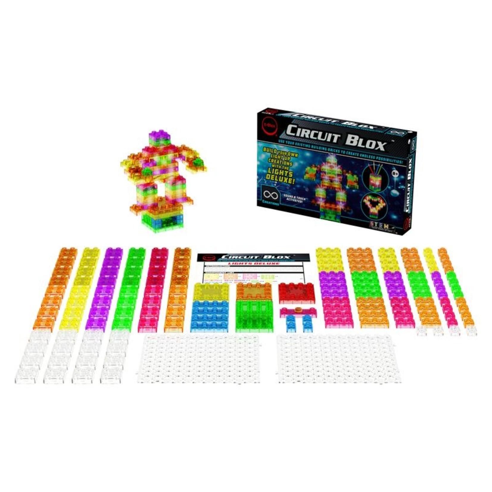 E-Blox Circuit Blox - Deluxe