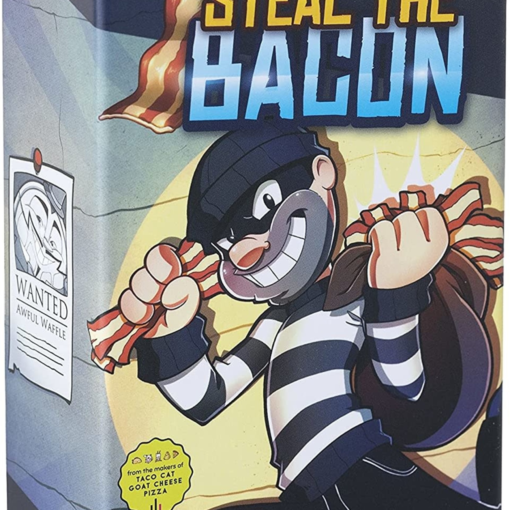 Dolphin Hat Games Steal the Bacon