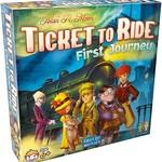Days of Wonder Ticket to Ride First Journey