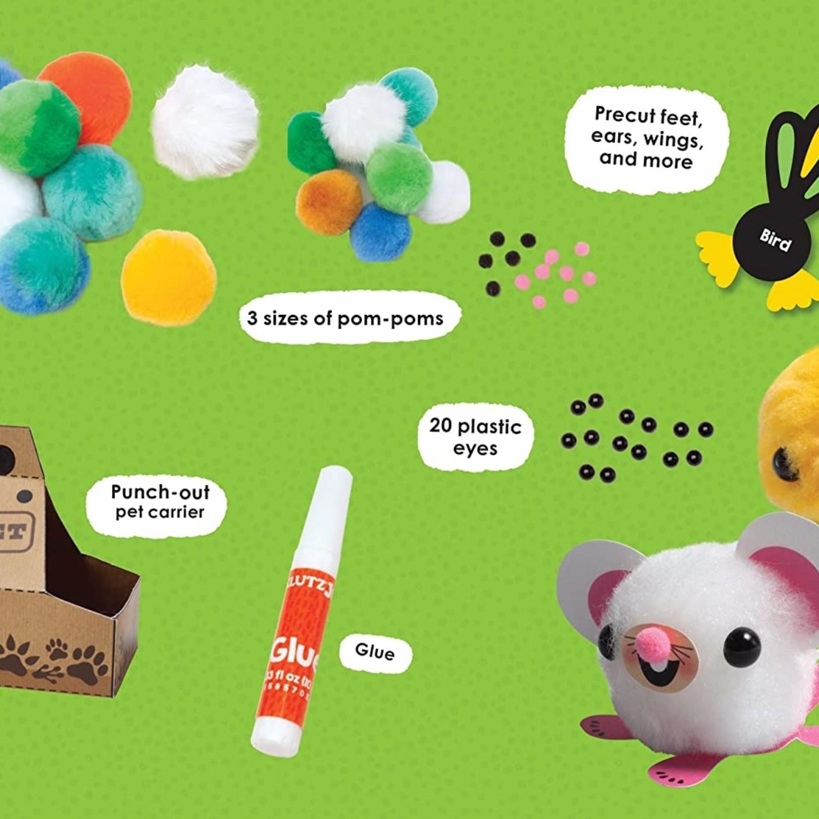 Klutz Jr Pom Pom Pet Shop