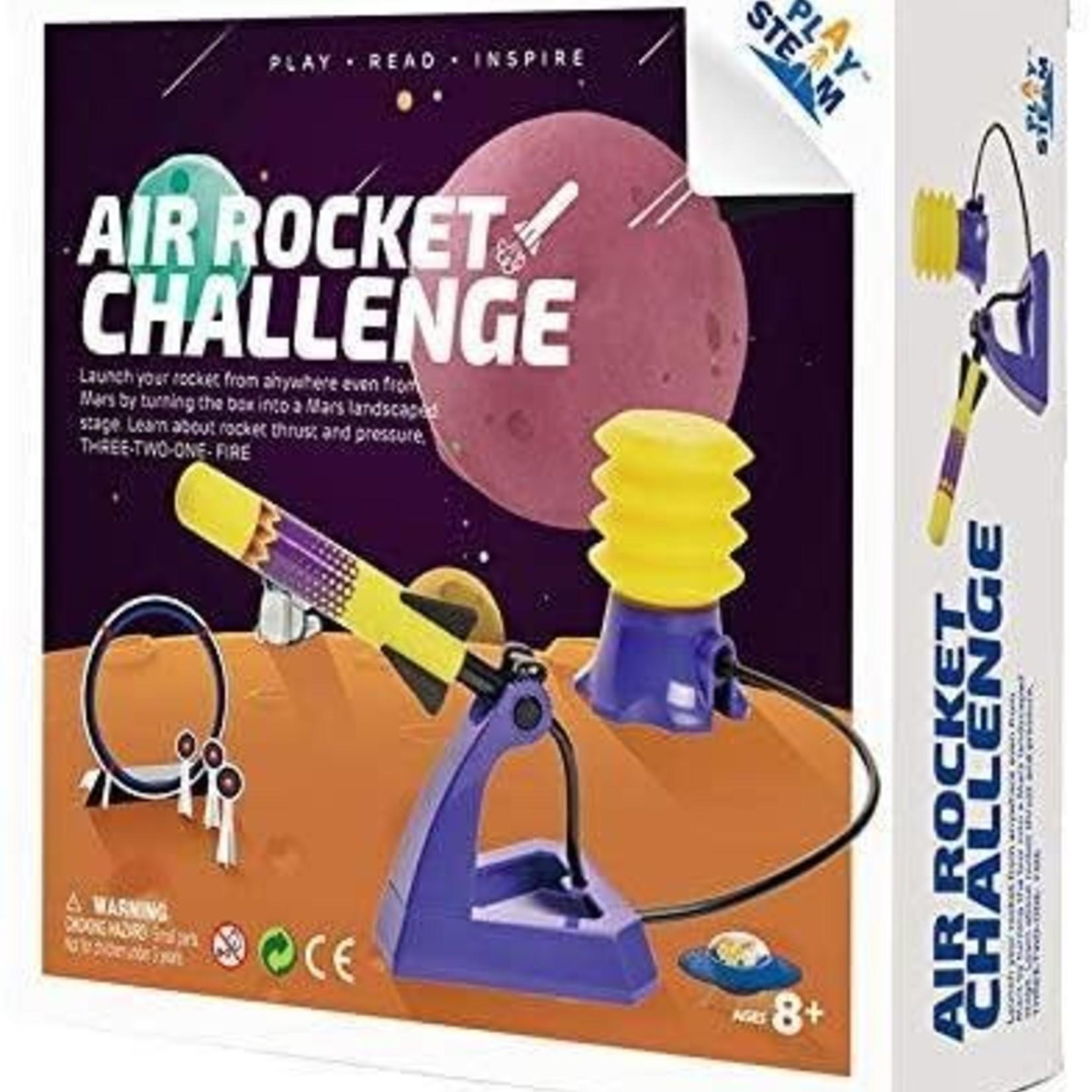 Play Steam Air Rocket Challenge