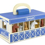 Breyer Wooden Stable Playset
