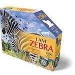 Madd Capp I Am Zebra - 1000pc