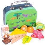 BryBelly Prehistoric Lunch Box Playset