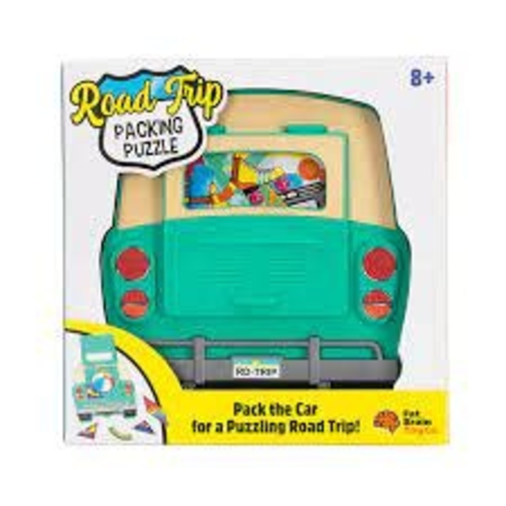 Fat Brain Toys Road Trip Packing Puzzle