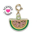 Charm It! Gold Watermelon Scented Charm