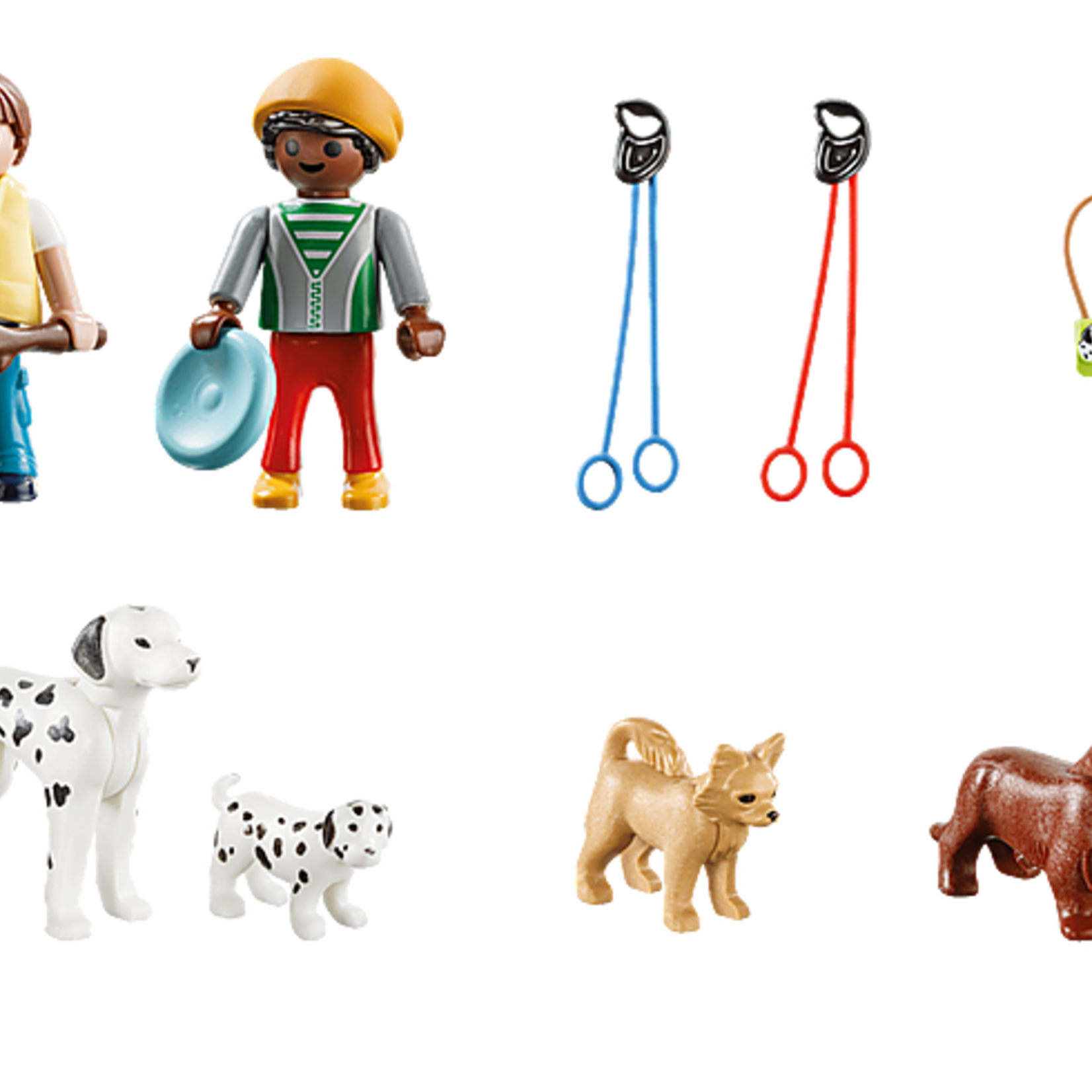Playmobil Puppy Playtime Carry Case - Playmobil 70530
