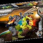 Playmobil Spinosaurus: Double Defense Power - Playmobil 70625