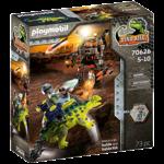 Playmobil Saichania: Invasion of the Robot - Playmobil 70626