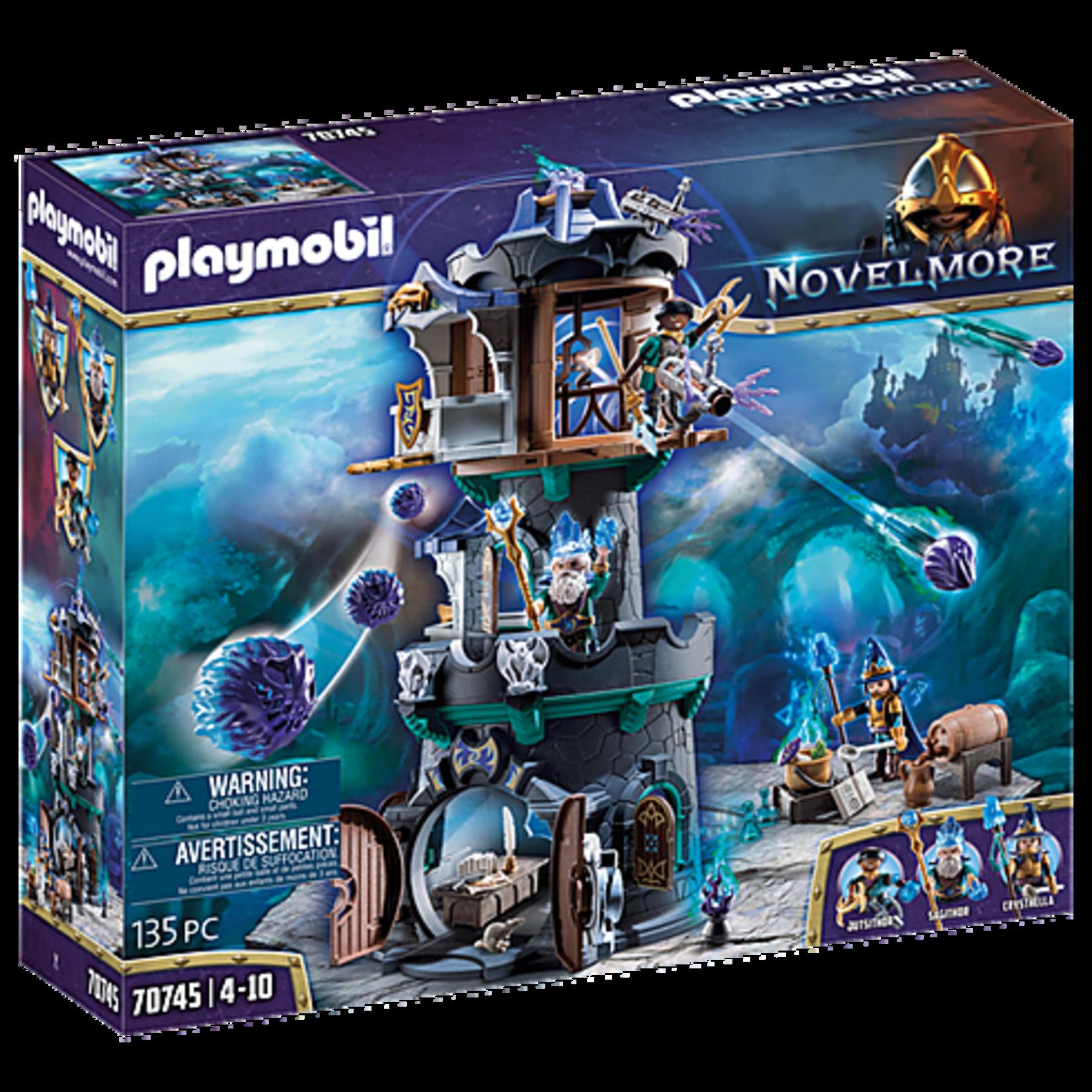 Playmobil Violet Vale - Wizard Tower - Playmobil 70745