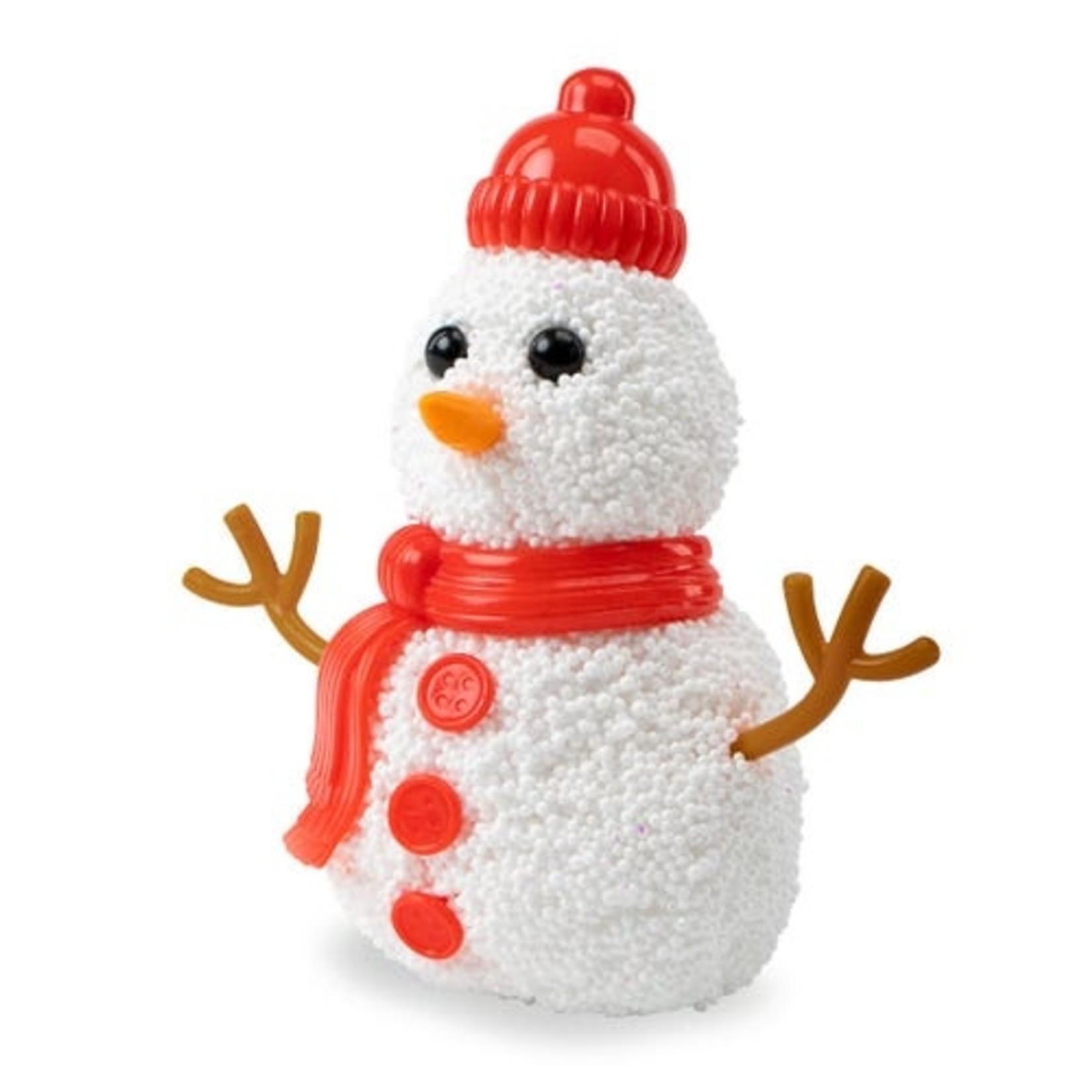 Educational Insights Playfoam Build-A-Snowman