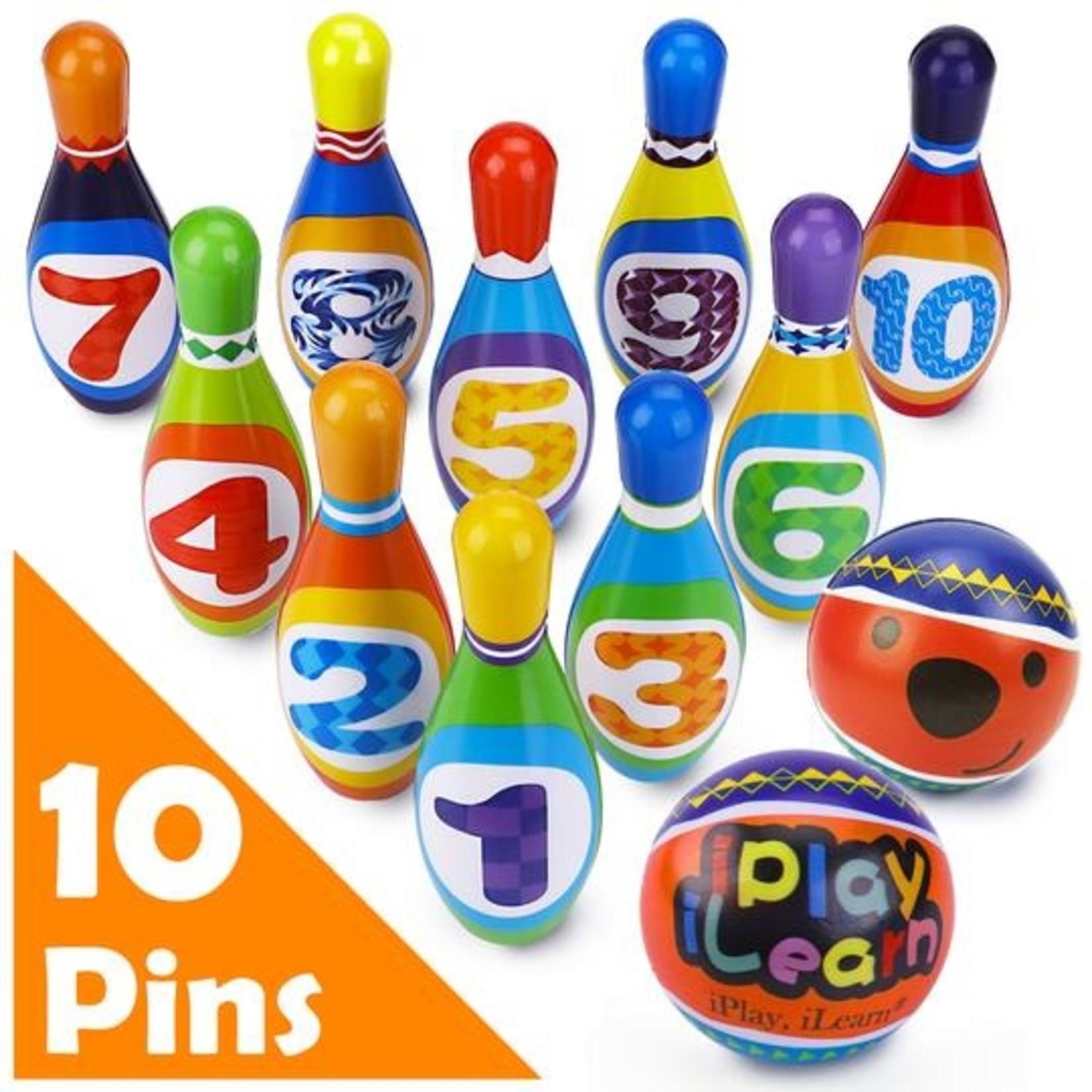 iplay i learn Bowling