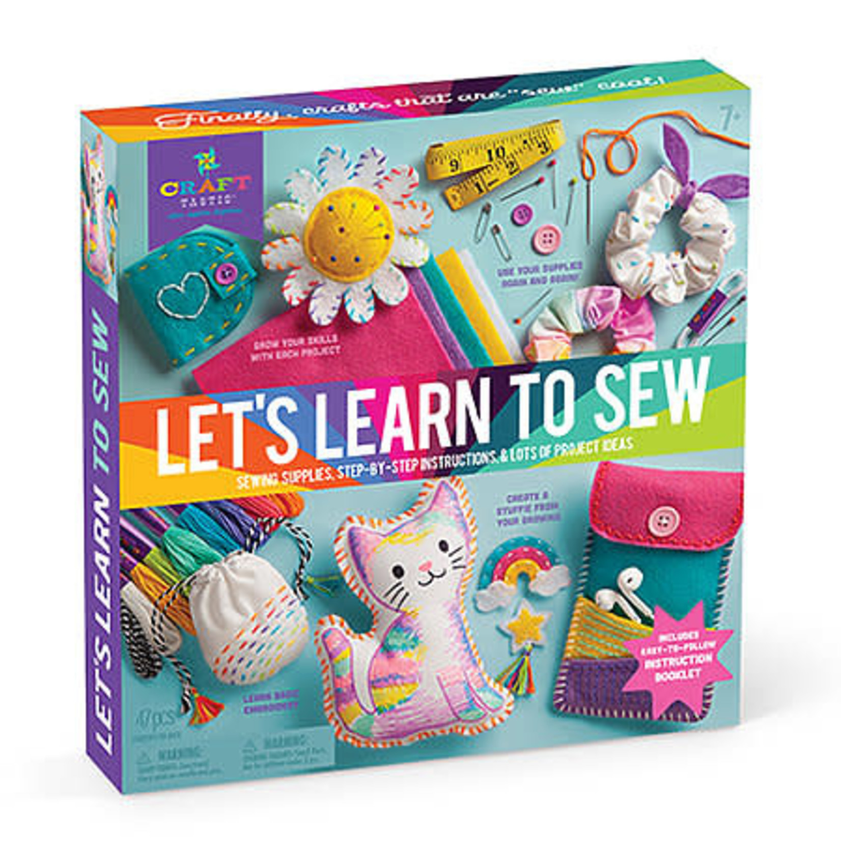 Ann Williams Let's Learn To Sew
