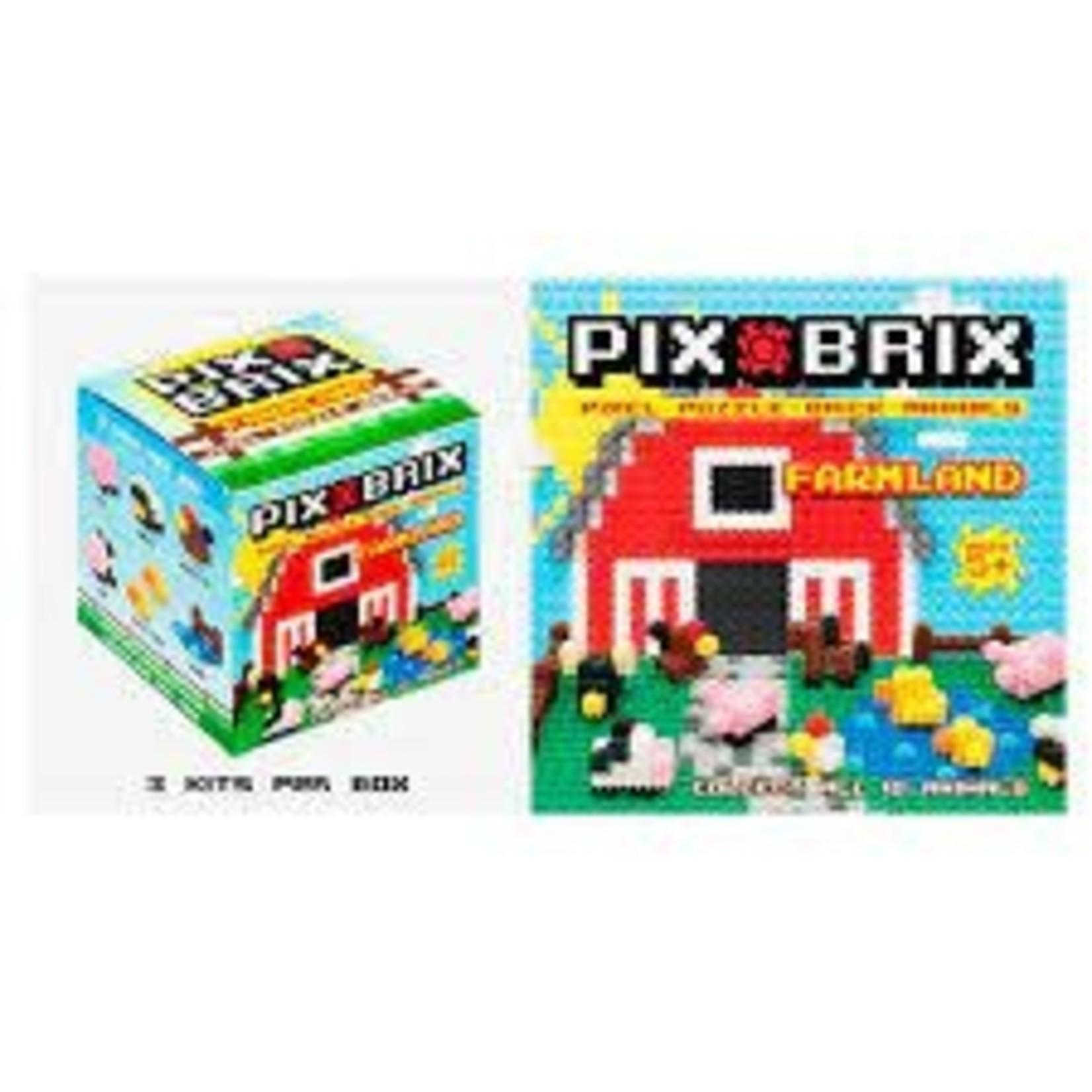 Pix Brix Pix Brix Farmland Mystery Box